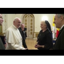 Prime Minister Viorica Dăncilă's participation in the events organized on the occasion of His Holiness Pope Francis's state, pastoral and ecumenical visit to Romania